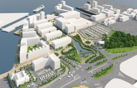 Developer Peel Land and Property unveils more details of £650 million plan to transform Chatham Docks