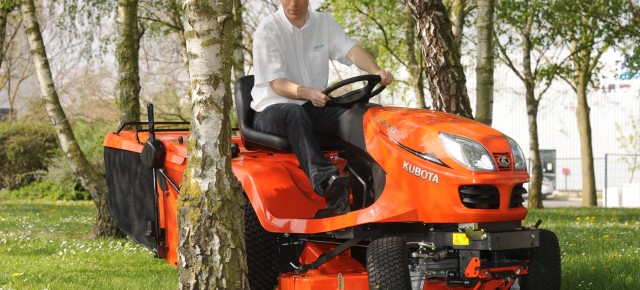 Kubota introduce spring cash back offer