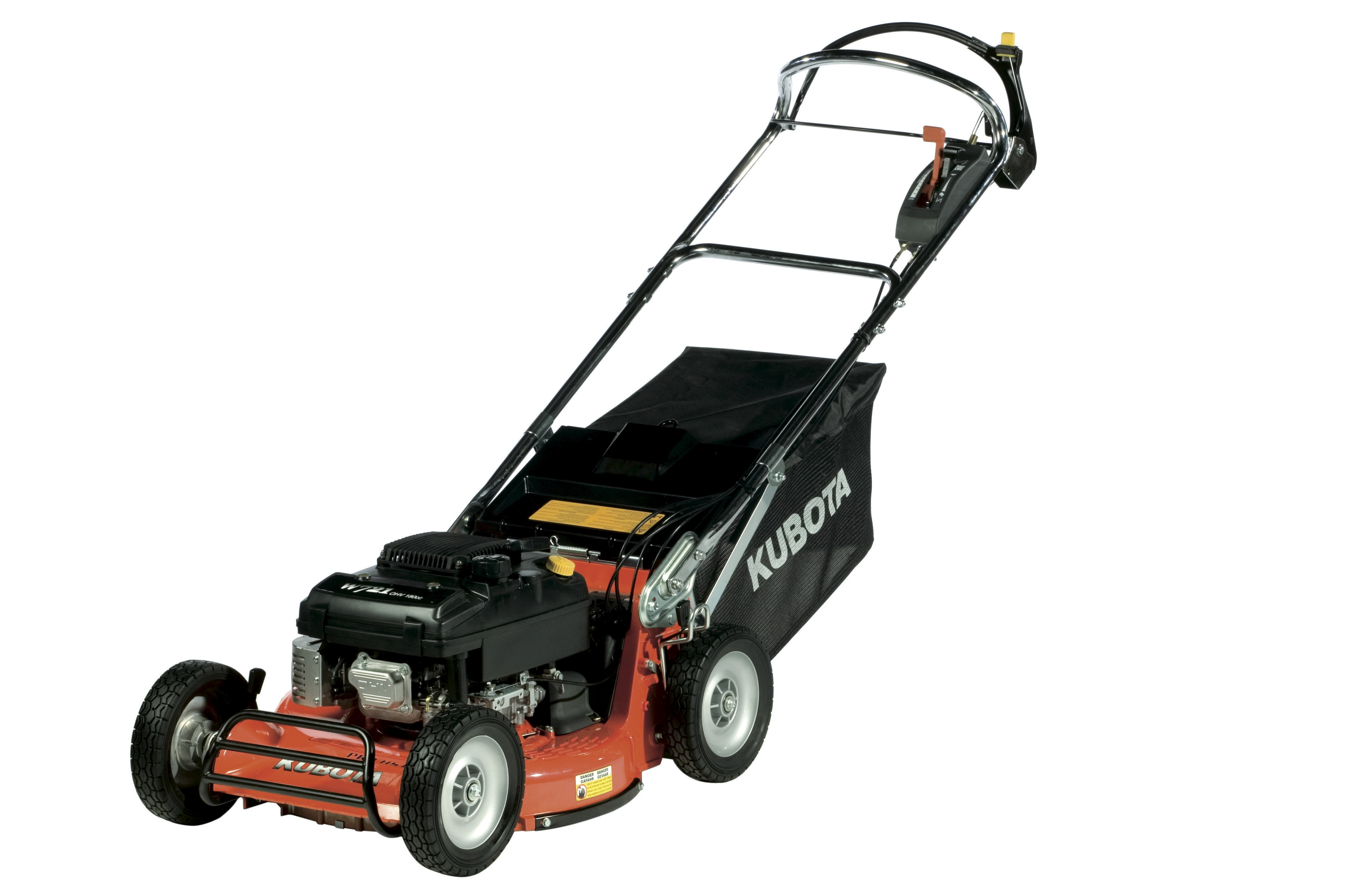 Kubota extend lawn-care range with launch of new walk behind mower