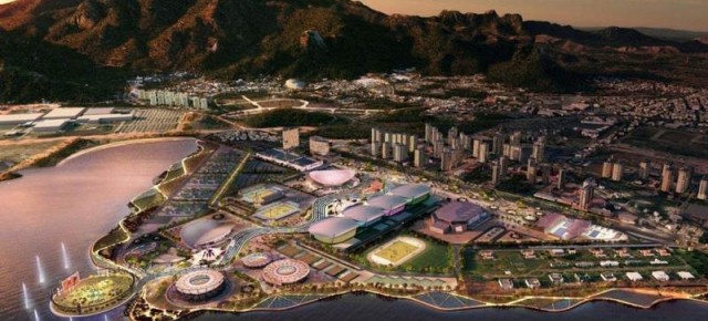 AECOM WINS BIGGER ROLE ON RIO 2016 OLYMPICS