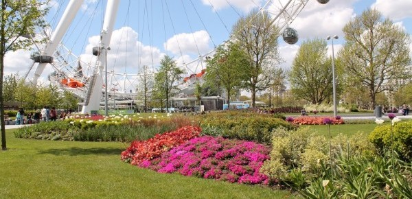 JUBILEE GARDENS GET A SUMMER MAKEOVER WITH A NEW FLORAL EXTRAVAGANZA