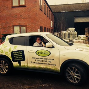 Green-tech starts 2015 on the road