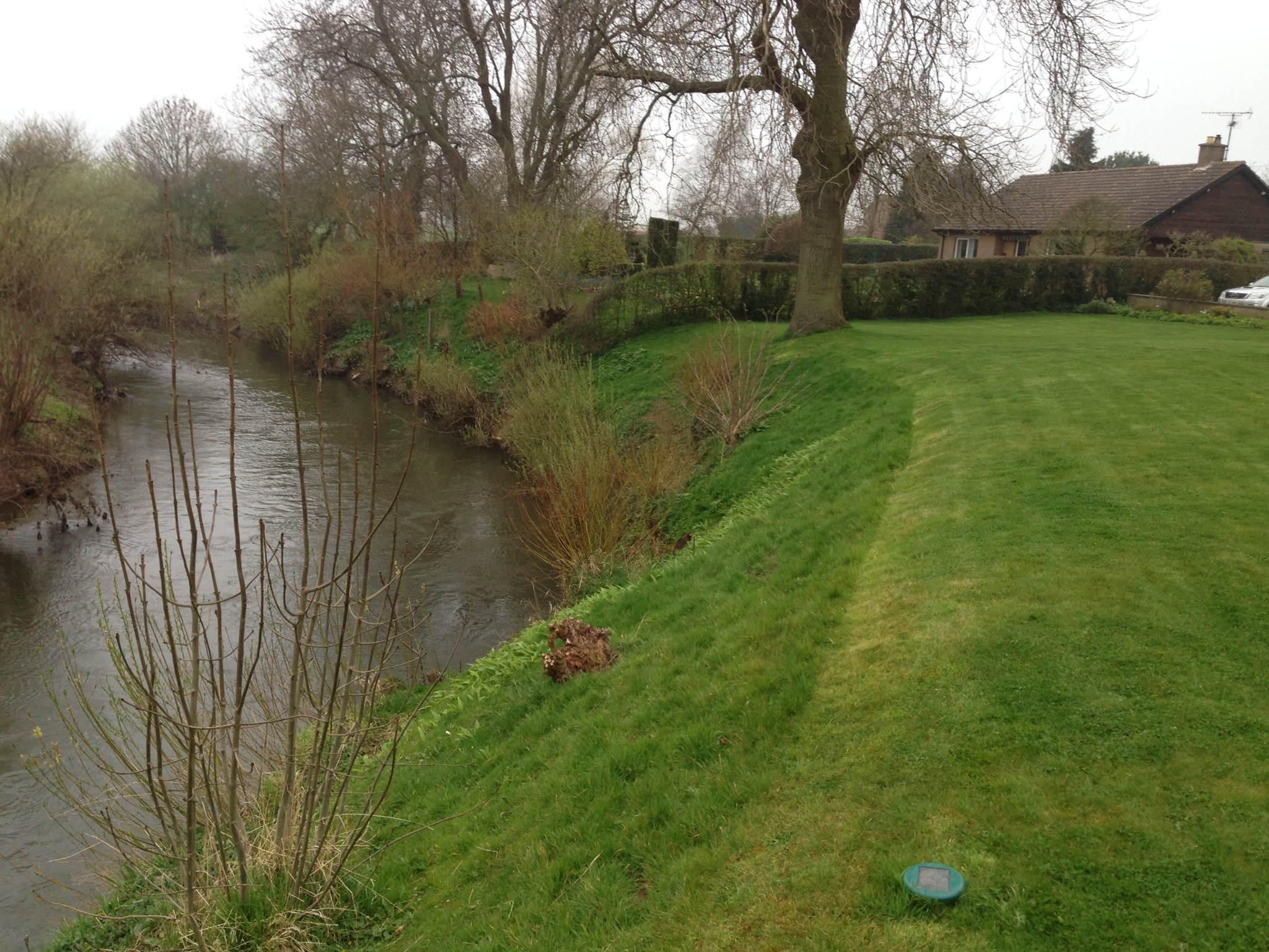 Green-tech helps Addis Garden Design stabilise river bank ...