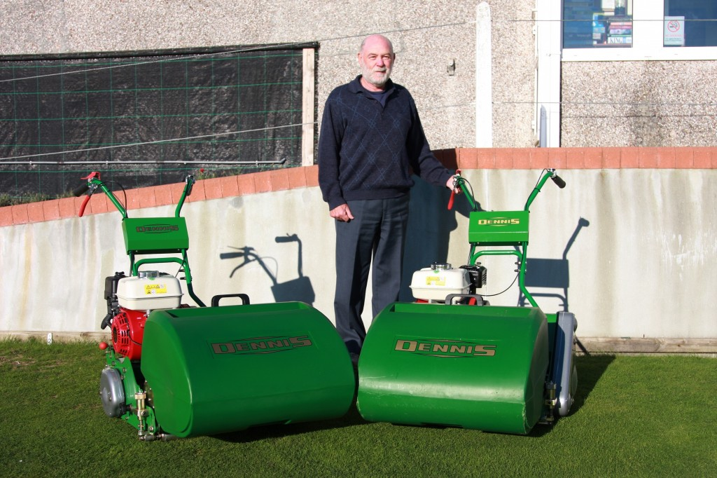 Dennis FT510 chosen by Liskeard Bowling Club