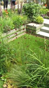 Garden sunken area