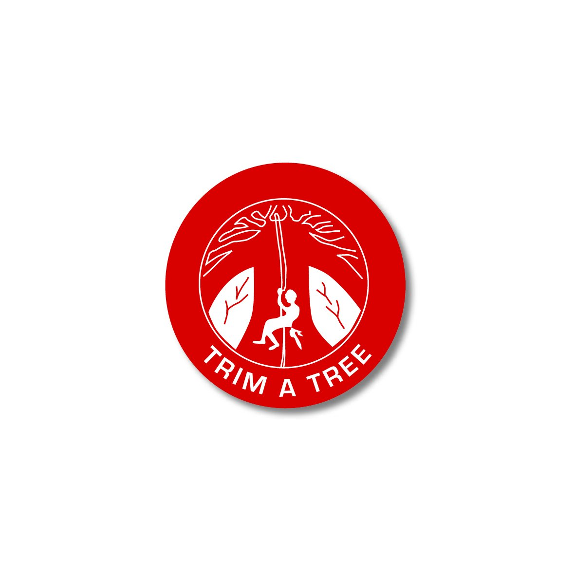 Trim A Tree logo red JPEG