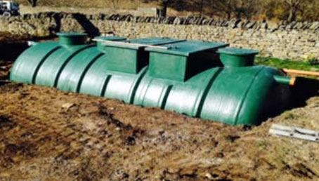 Let The Experts Take Care Of Your Domestic Waste Water Problems