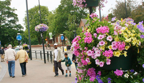 Spike In Orders For Designer Planters And Bespoke Displays Helps Complete Street Style
