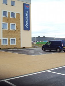 Hauraton MONOTEC 04 Travelodge Hires