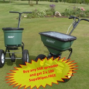 Spreaders for all seasons and reasons