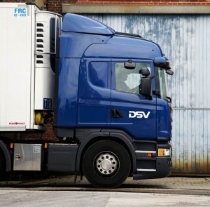 DSV Refrigerated transport