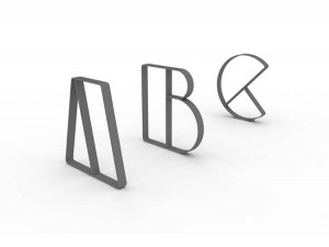Letterforms-ABC