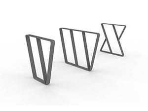 Letterforms-VWX