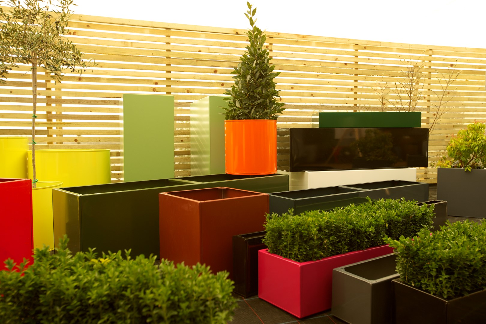 Made-to-measure planters revolutionise container design