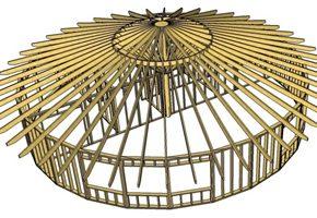 Circular Crèche Takes shape in Milton Keynes