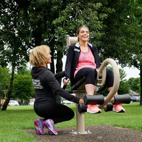 Want to improve health and fitness in your community?