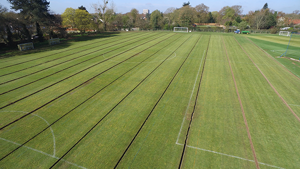 Polypipe picked for Ipswich Town Academy training facilities
