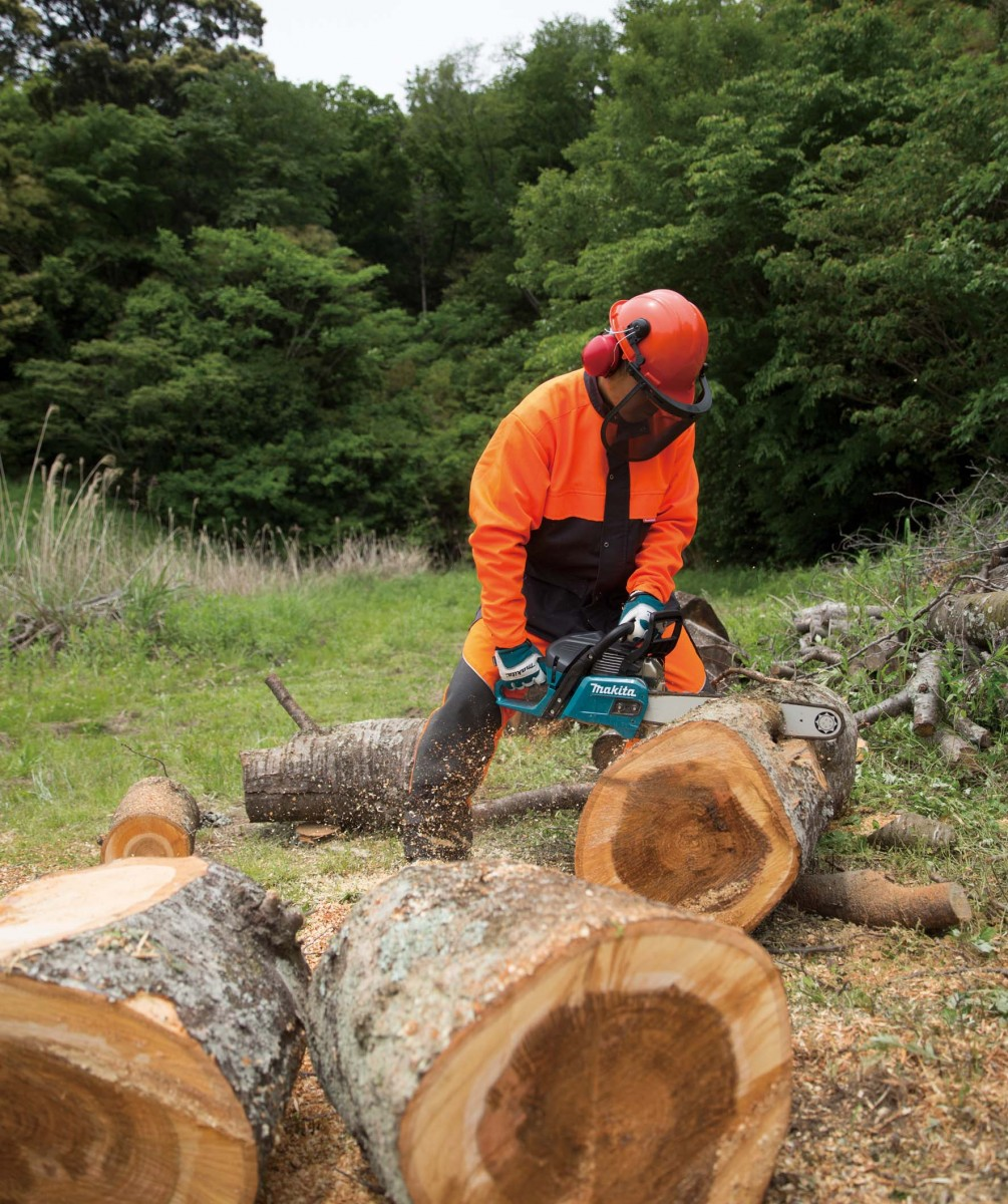 MAKITA INTRODUCES NEW lsquo FARMERS CHOICE rsquo 55 7CC CHAINSAW