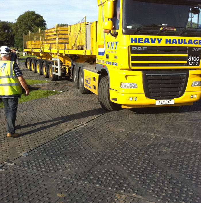 Grassform Group – Temporary Roadway Solutions