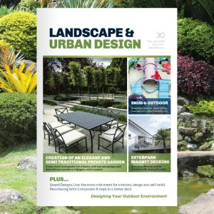 Landscape & Urban Design Magazine