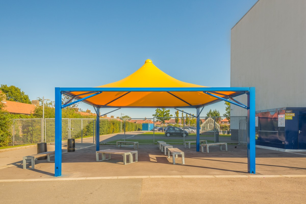 The Right Canopy For Your Space How To Choose From The Wealth Of Design Options Landscape Urban Design