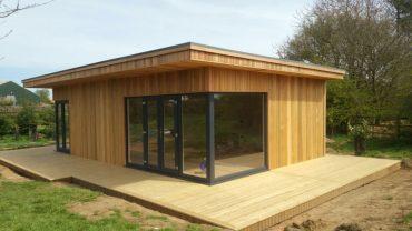 Oeco Garden Rooms Case Study – Building a Bespoke Garden Office