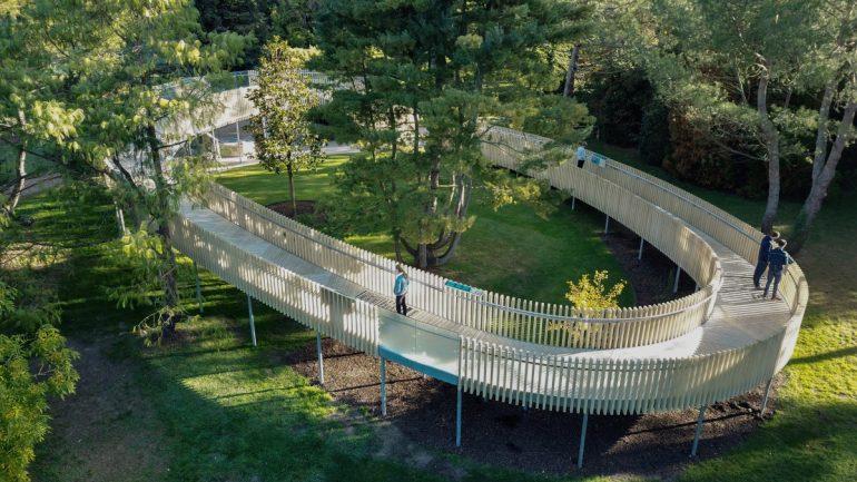 Botanic Gardens Project