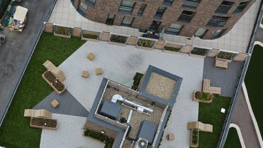 Courtyard & roof top furniture
