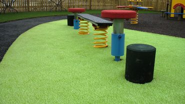 THE EVOLUTION OF ARTIFICIAL GRASS FOR THE LANDSCAPE MARKET