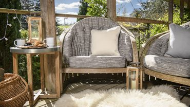 Extex Alpine: Indoor comfort and style for outdoor living
