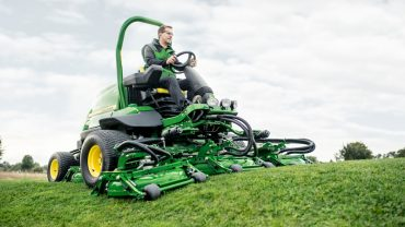 The precision spraying revolution has started
