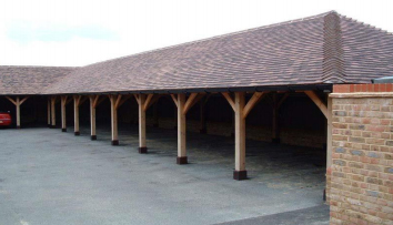 Carports & Barns for Developers