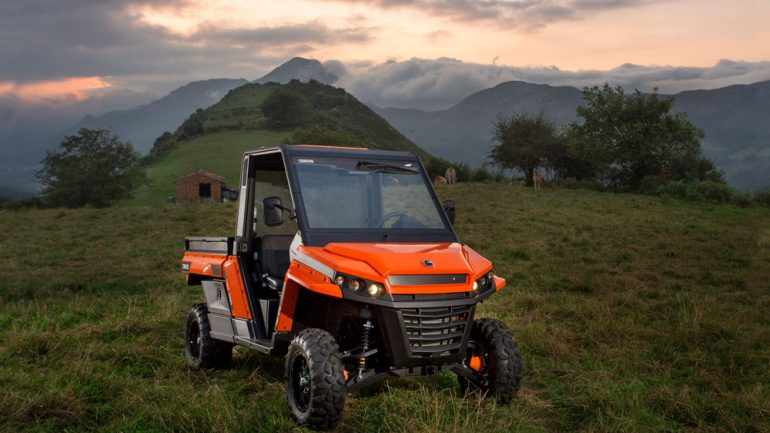 Corvus – the new UTV on the block