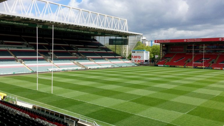 Headland programme successfully tackles high-wear problems at Leicester Tigers RC
