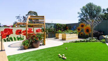 Sandringham Flower Show Garden