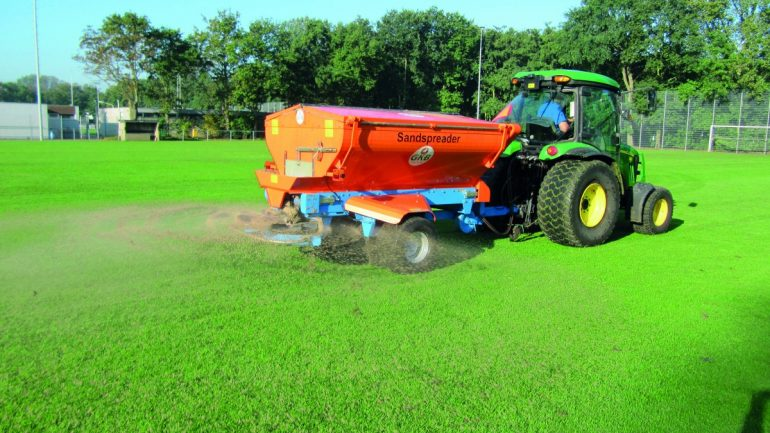 GKB Set to Attend this Year's Saltex Turf Management Show