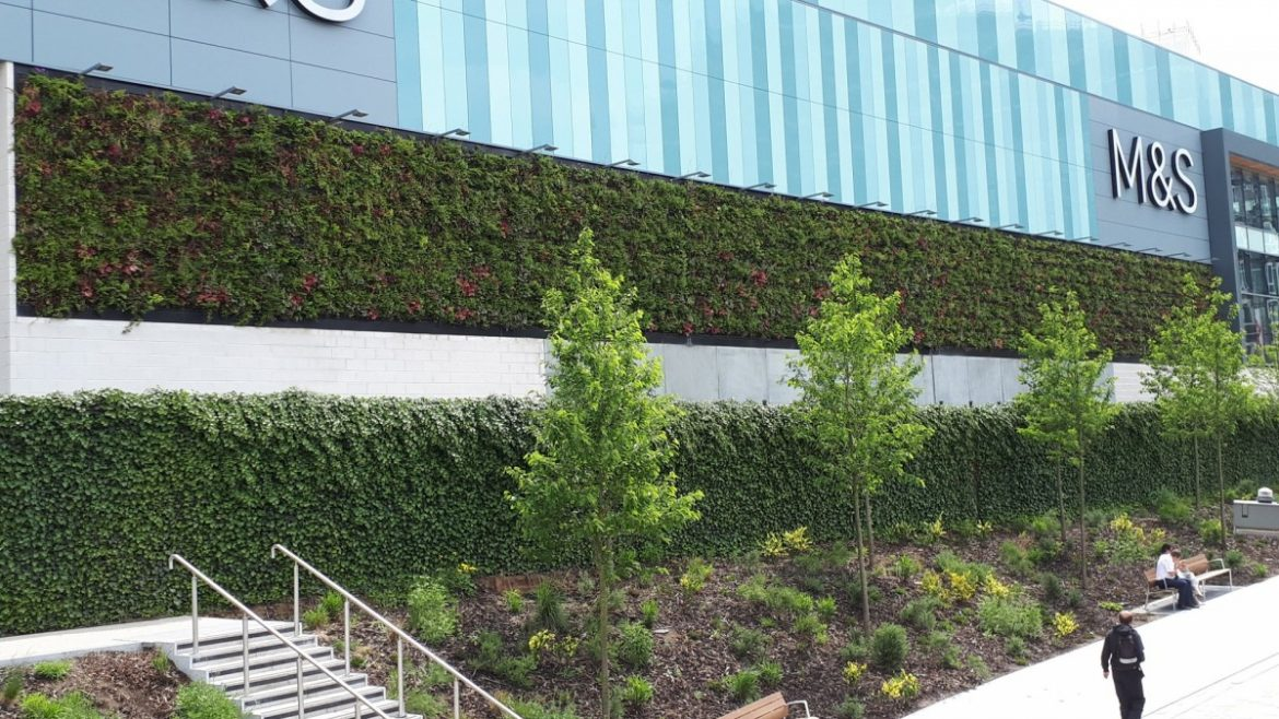 Best Urban Green Products Supply & Installation Company – UK