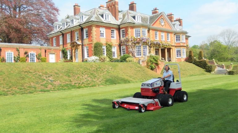 Bigger Presence At Saltex For Price Turfcare With More Ventrac And Ryan Products