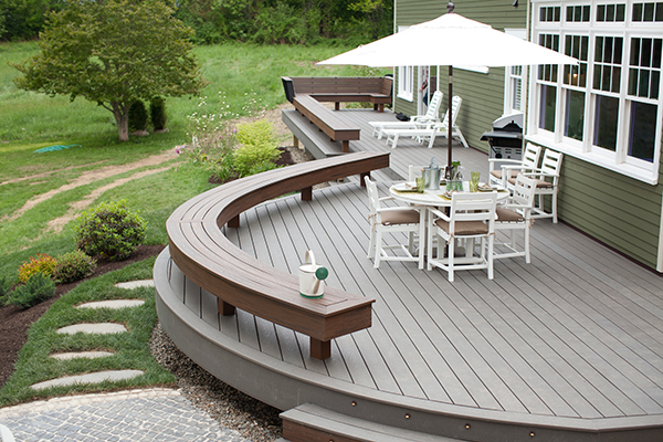 SIMPLE DECKING UPGRADES THAT DELIVER ON RETURNS