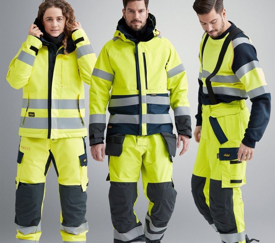 Stay Safe with Snickers Workwear protective wear solutions for Men and Women.