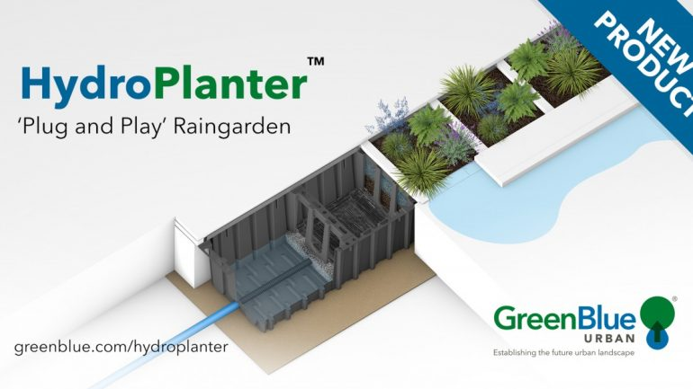 Launching HydroPlanter™