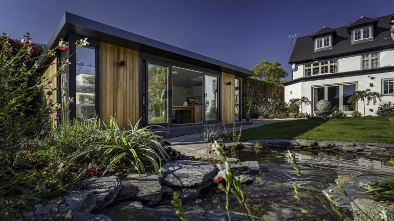 Garden Offices | The Ultimate Work from Home Solution for 2021.