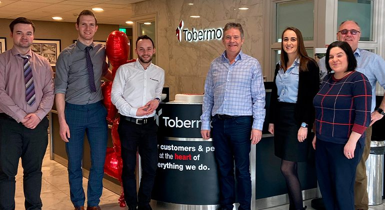 Tobermore Managing Director wins Mental Health and Wellbeing Award