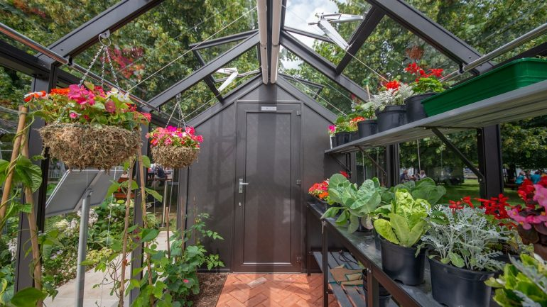 Hartley Botanic showcases it's heritage & proud history at Hampton Court garden festival