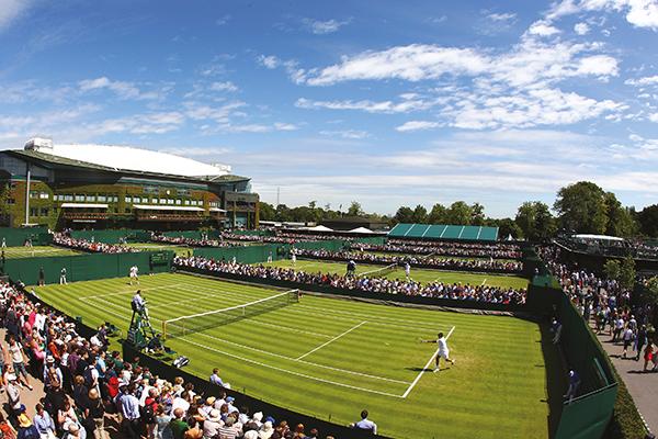 SPOTLIGHT ON TENNIS